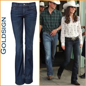 Goldsign Passion Jeans - like new condition